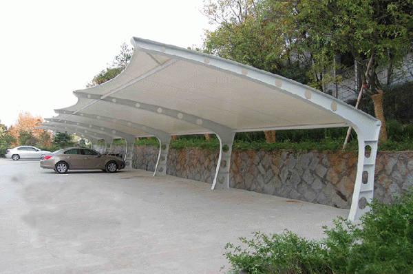 车棚厂家膜结构车棚