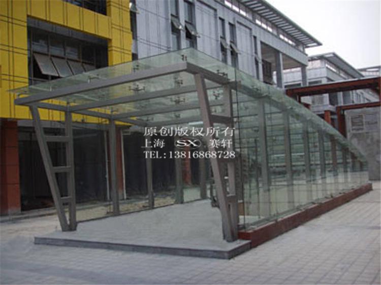 玻璃雨棚厂家