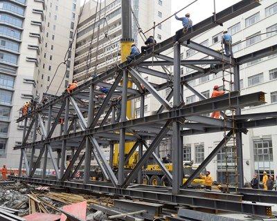 华东医院天桥