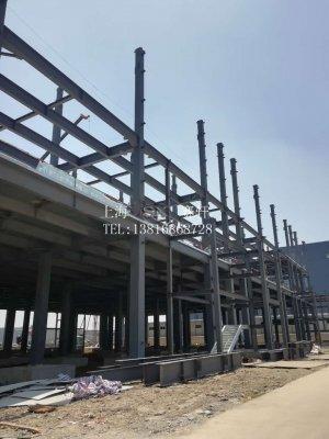 钢结构工程,钢结构施工